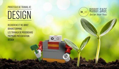 Processus de Travail 2 - Design avec Robot Sage