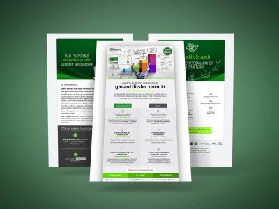 Les Travaux des e-Bulletins pour le Portail de Garanti Banque