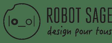 Robot Sage | Creation du site internet | Identité visuelle