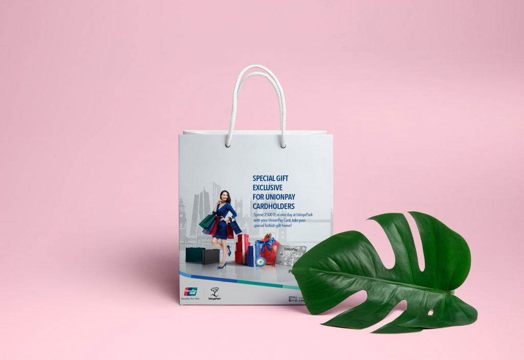 UnionPay International Tote Bag