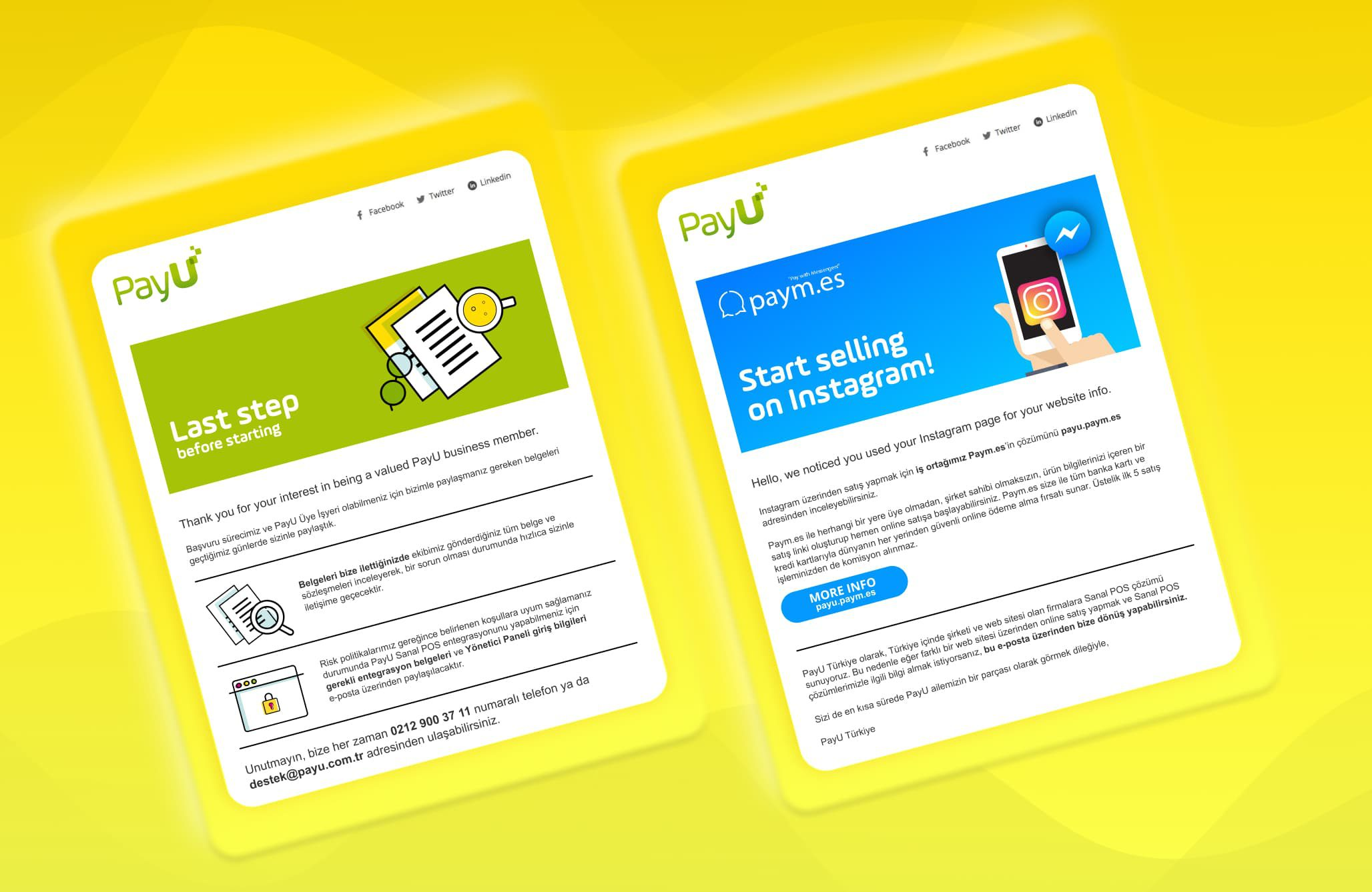 PayU Newsletters
